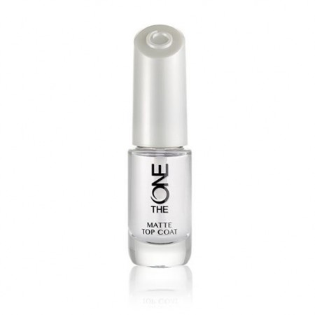 Top coat cu aspect mat The ONE