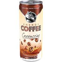 Bautura energizanta Coffee Cappuccino Energy 250ml Hell