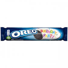 Biscuiti Birthday cake 154g Oreo