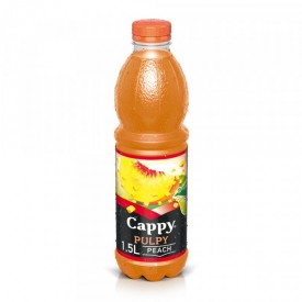 Cappy Pulpy Piersica 1.5L PET