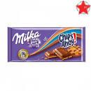 Ciocolata Milka 100g Chips Ahoy-Cookie