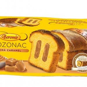COZONAC CARAMEL BOROMIR 450 GR