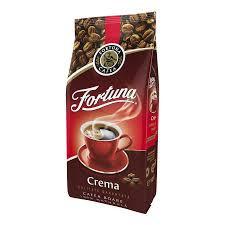Fortuna Crema rosie cafea boabe 0,5 kg