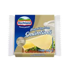 HOCHLAND BRANZA TOPITA FELII SMANTANA 140 G