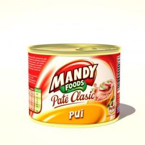 Mandy - Pate Pui 200g