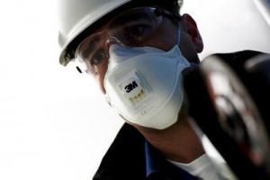 MASTI de protectie respiratorie FFP3 - 3M™ Aura™ 9332+ NR D cu valva / supapa Cool Flow™, certificat CE 2797