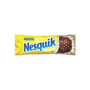 Baton cereale de ciocolata Nesquik 25 g