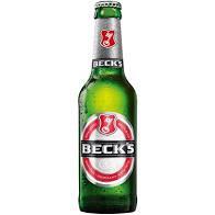 Bere blonda superioara 0.33L Beck's
