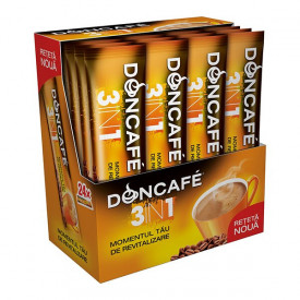 Cafea solubila Doncafe mixes 3in1 13g