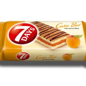 CAKE BAR PRAJITURA 30g Fără glazură