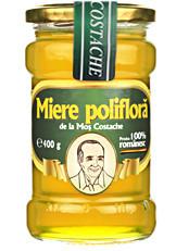 MOS COSTACHE Miere Poliflora, 400g