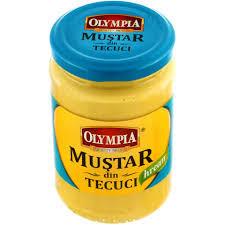 Mustar cu hrean Olympia, 300 g