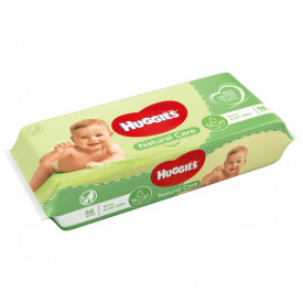 Servetele umede Huggies Natural Care