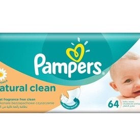 Servetele umede Pampers Sensitive 64buc