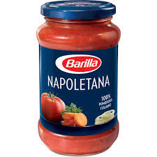 Sos de rosii cu ceapa si morcovi napoletana Barilla, 400g