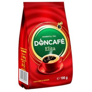 Cafea macinata Doncafe Elita, 100 gr