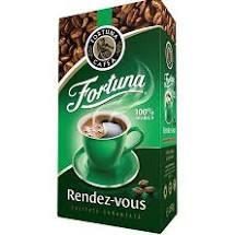 Cafea macinata Fortuna Rendez-Vous 100% Arabica, 250 gr