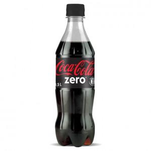Coca-Cola  zero zahar 0.5l