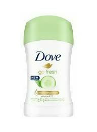 Deodorant antiperspirant stick Dove Go Fresh Cucumber&Green Tea 48h 40ml