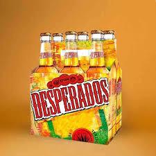 Desperados Bere cu aroma de tequila 400ml