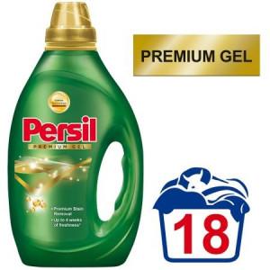 Detergent lichid Persil Premium Gel Universal, 18 spalari, 900ml