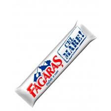 Fagaras. Baton de ciocolata cu stafide si rom 45g