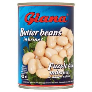 Fasole Alba bob mare Giana 425 ml