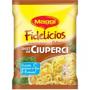 Maggi Fidelicios Preparat Instant cu Gust de Ciuperci 60g