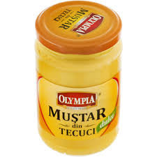 Mustar dulce Olympia, 300 g