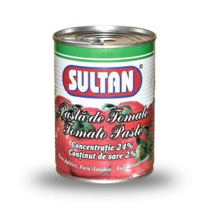 Pasta Tomate Sultan 400gr