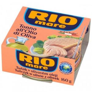 Rio Mare ton in ulei de masline 160g