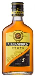 Alexandrion 5 stele 37,5% - 200 ml