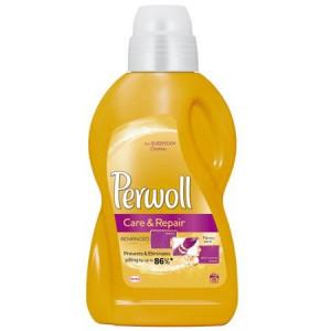 Detergent lichid Perwoll Care & Repair, 15 spalari, 900ml