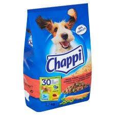 Hrana uscata pentru caini Chappi Vita & Pasare, 2.7 Kg