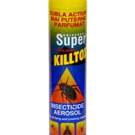 Killtox aerosol, 500ml