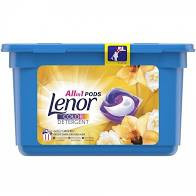 Lenor All in One PODS Gold Orchid, 11 spalari
