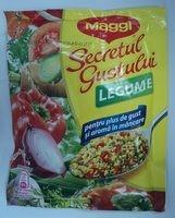 Maggi Secretul gustului Baza pentru mancaruri cu gust de legume - 75 g,