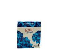 Prezervative Love Plus , 3 buc
