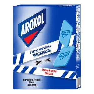 Aroxol pastile impotriva tantarilor 30buc