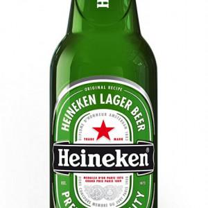 Bere blonda 0.66L Heineken
