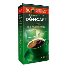 Cafea Doncafe Selected 600g