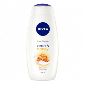 Gel de dus Nivea Care & Honey, 500 ml