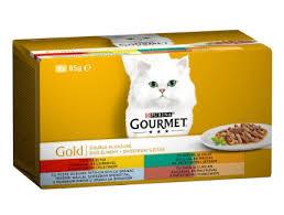 Gourmet Gold Duo Multipack Vita si Pui, 85 g