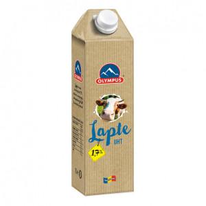 Lapte Uht Olympus 1 l, 1.7 % grasime