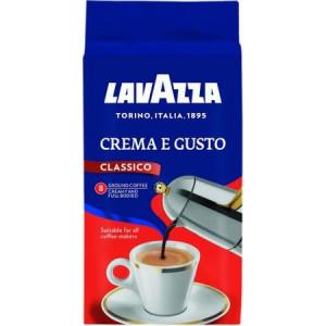 Lavazza Crema e Gusto, Cafea macinata 250g