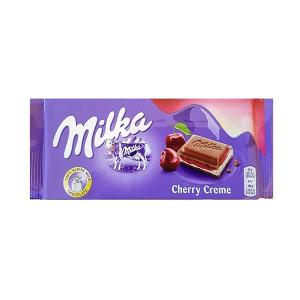 Milka 100g Cherry Creme