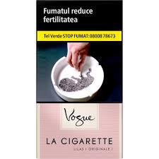 Tigari La Cigarette Lilas Vogue