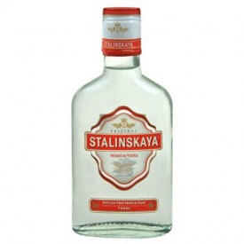 Vodka Stalinskaya - 40% - 200 ml