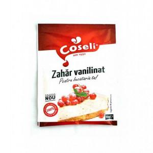 Zahar vanilat Coseli, 50 gr