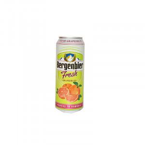 Amestec pe baza de lamaie de grapefruit si portocala 05L Bergenbier